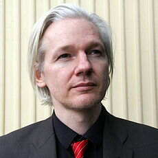 Julian Assange. Photo source: Wikipedia.