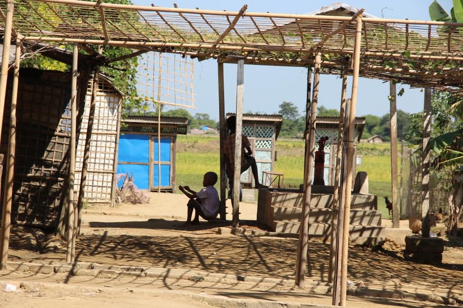 Muslim IDP Sittwe